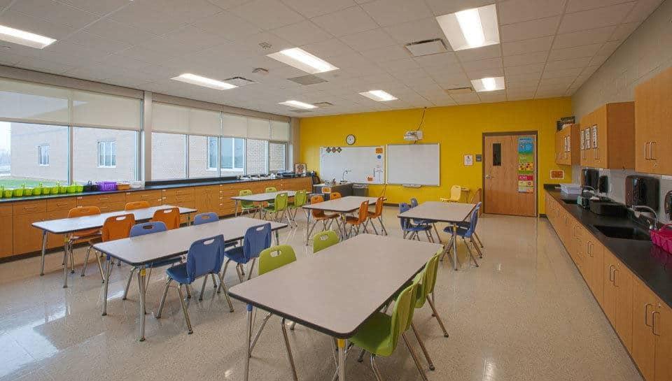 Northeast Ele Classroom