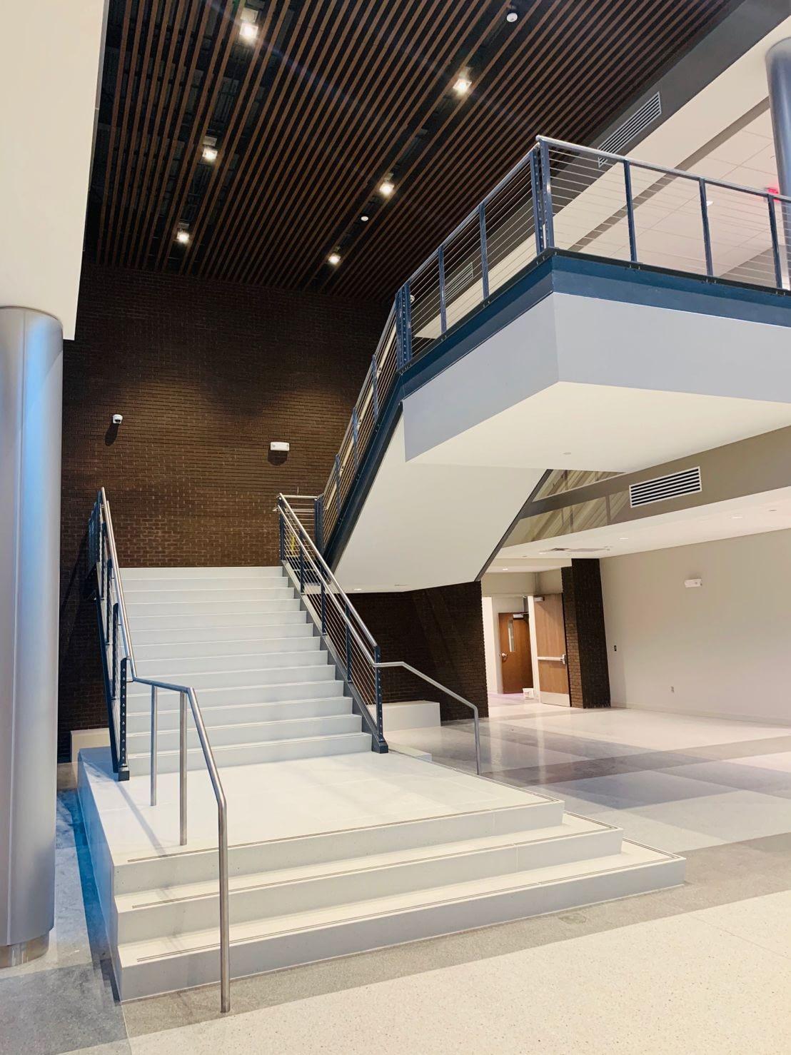 Eureka HS – Stairs 2020